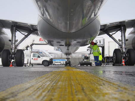 Technology and Ground Handling