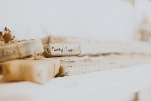 Honey, Apple & Wine Soap