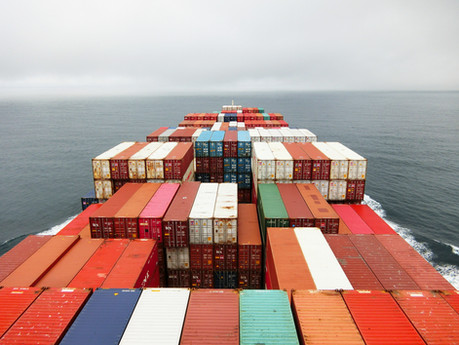 Transport morski z Chin w marcu 2020. Jaka cena za kontener z Chin?