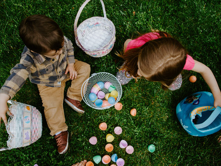 Easter, and where to dine, buy & dine @ home, or recipes to cook