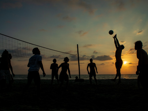 Couples' Volleyball Night (Jan 25)