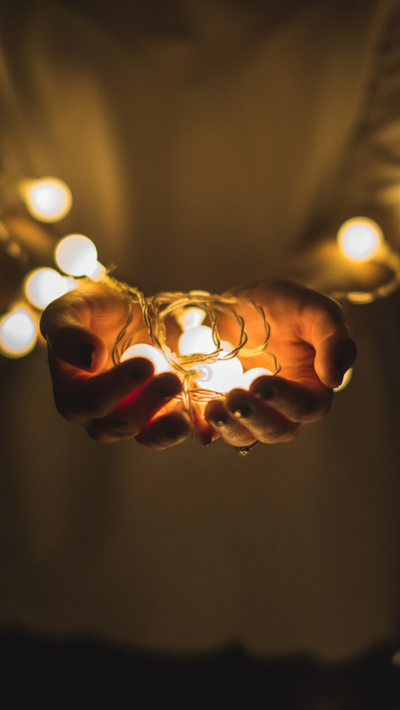 Create a Christmas Ceremony at Home to connect to your Heart