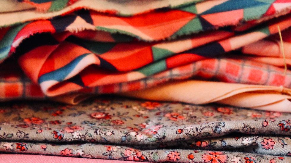 Cotton Woven Fabrics, BTY