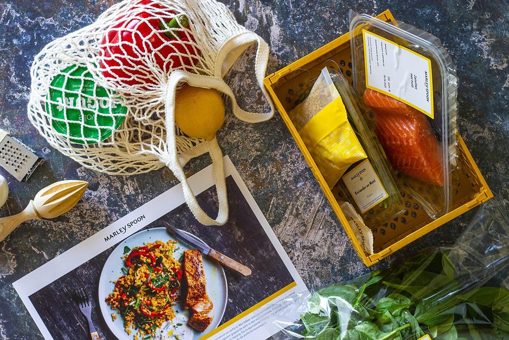 Grocery meals that'll last longer by Kassandra Hobart