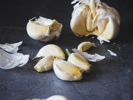 The Mighty Garlic Superfood