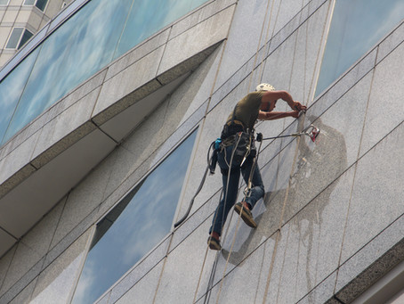 Quarterly Window Cleaning - Dates Here - Flats