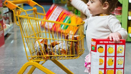 Five Easy Ways to Reduce Your Grocery Bill