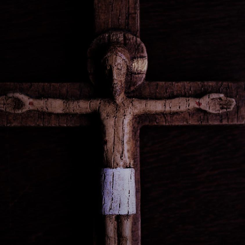 Ash Wednesday in Church