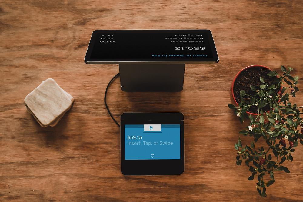 Payment Platform, Square, Credit Card, Online payment app