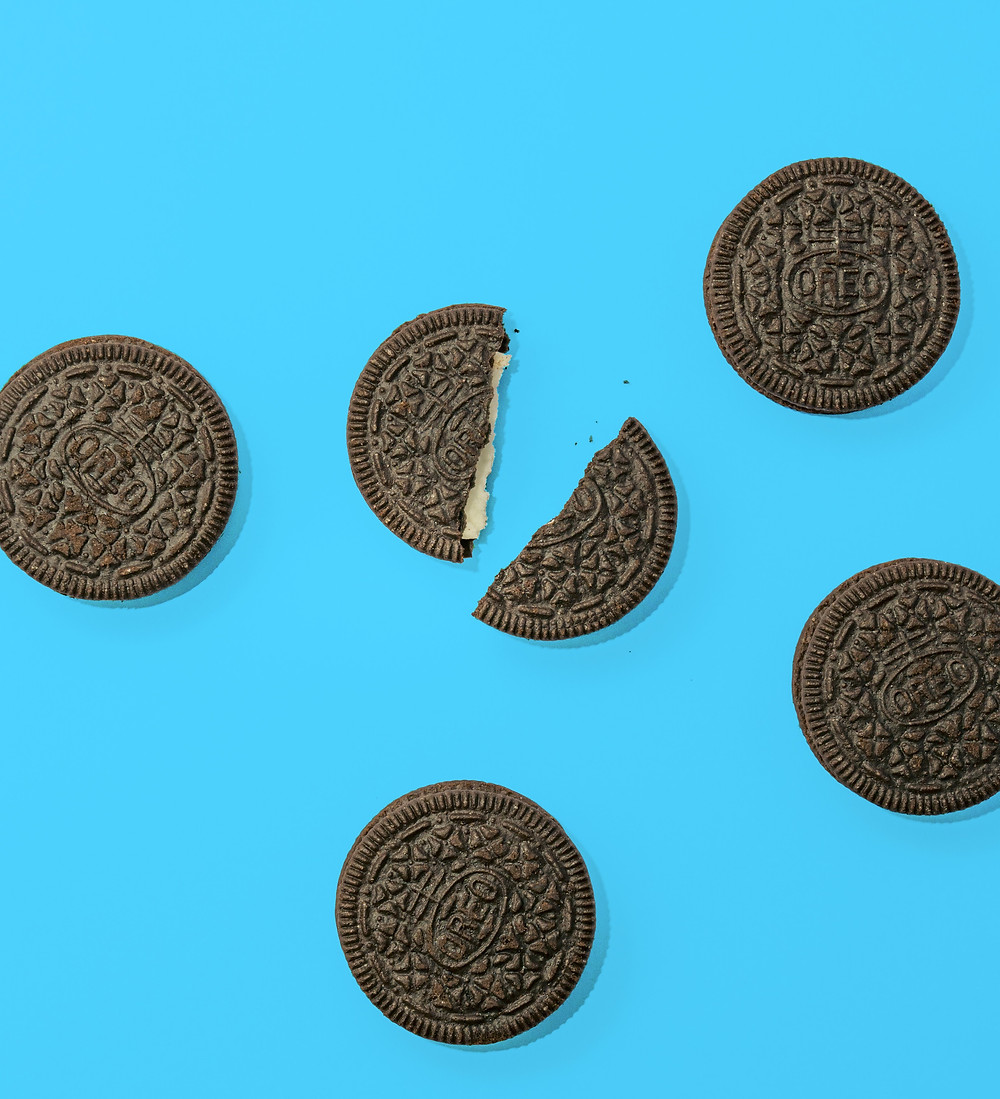 image courtesy of unsplash.com, oreos, oreo, cookies, deep fried oreos