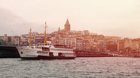 River Cruise in Istanbul