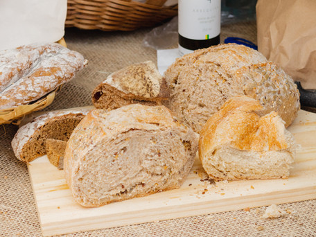 Receta de pan de cebolla