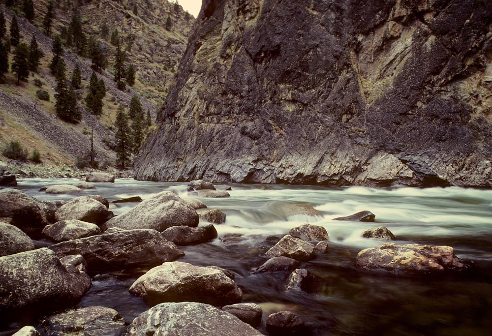 Idaho river|Grief and Mourning in the Time of COVID-19