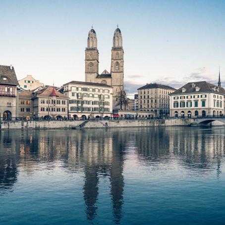 Fiche Ville Zurich 🇨🇭