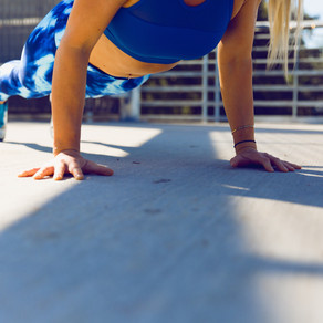 4 Easy exercises that can be done during your lunch break