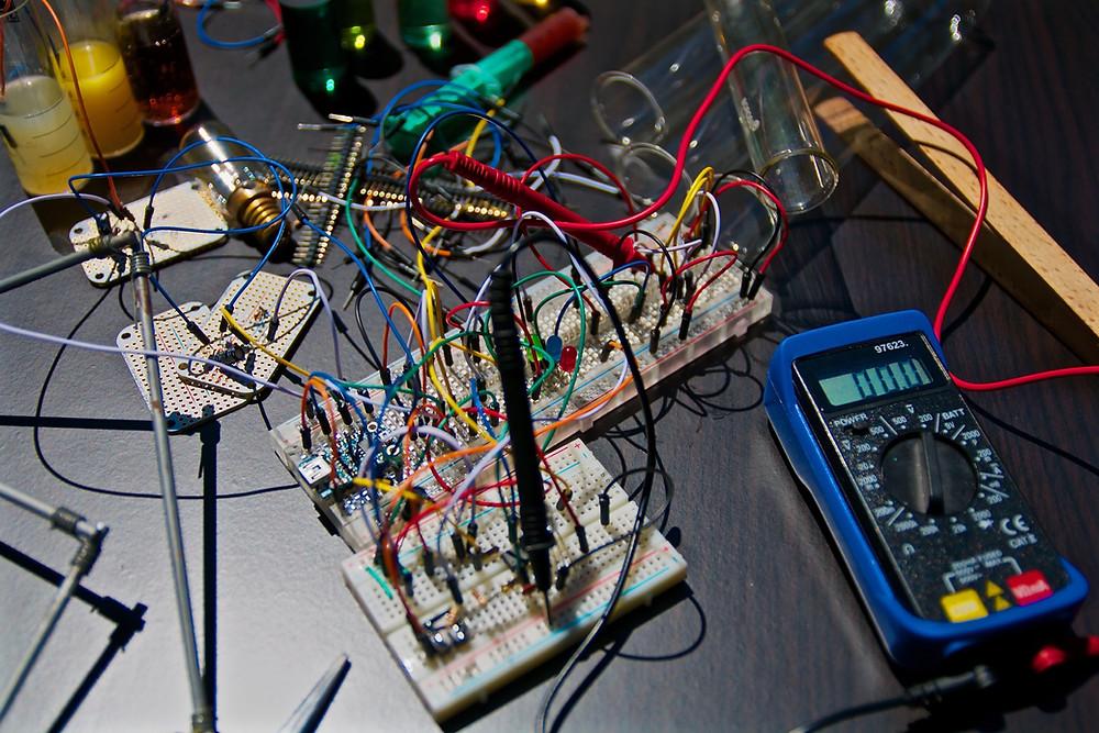Electronic Hardware Debugging