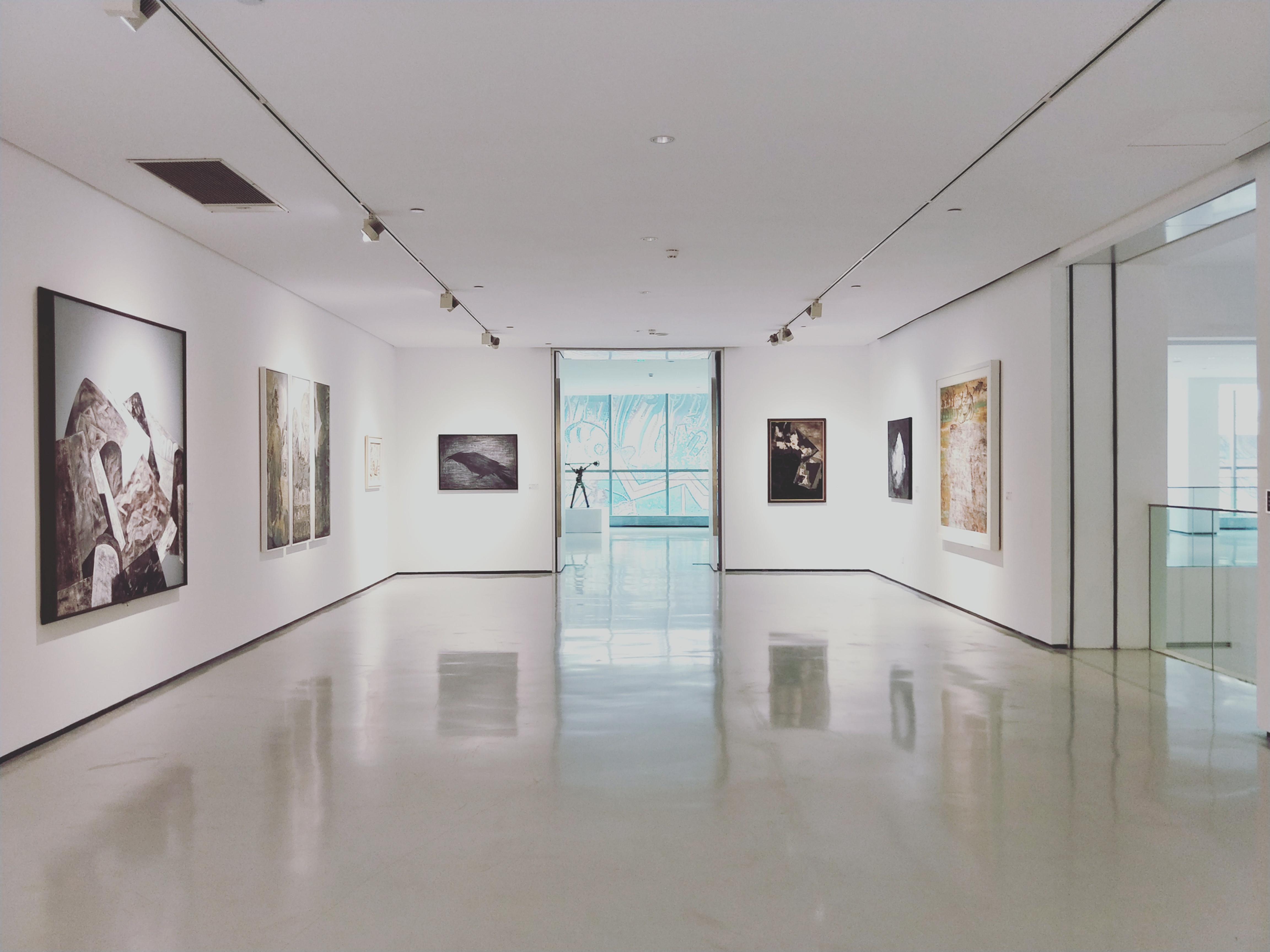 Virtual Gallery Exhibition Design