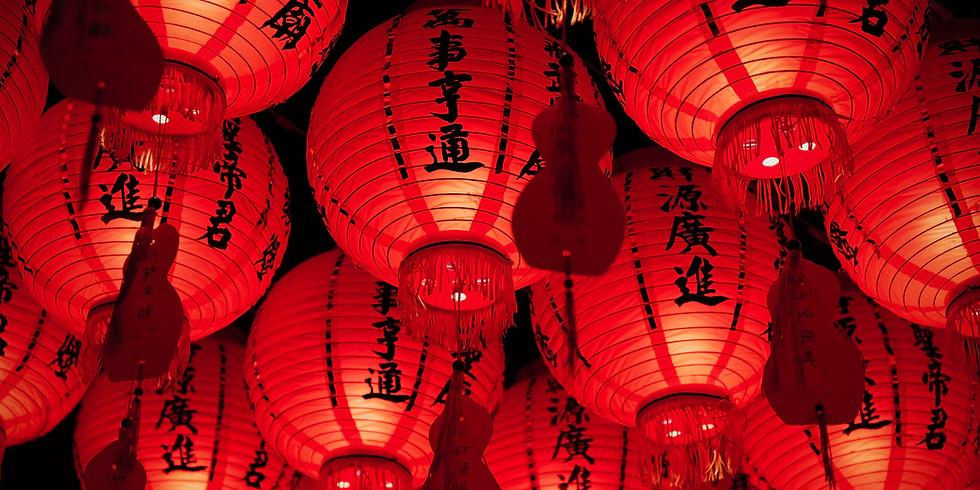 Chinese Lantern Festival - Craft Group