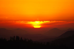 Sunset Image by David Mullins