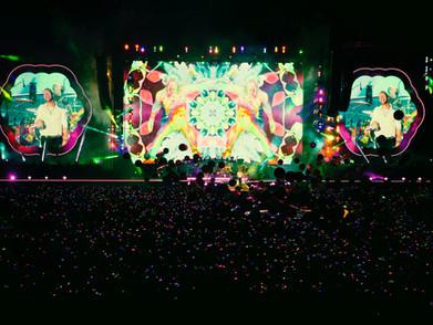 Coldplay Ajak Presiden Jokowi Buat Gabung Acara Kemanusiaan