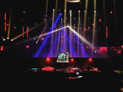 RayKen Events DJ Schweiz Suisse Switzerland Club Setup