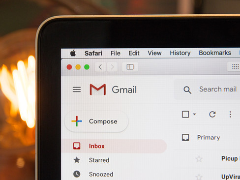 Infinity Inbox - mindfulness can help de-stress your electronic mail