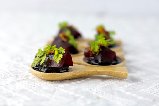Exquisite Canapes