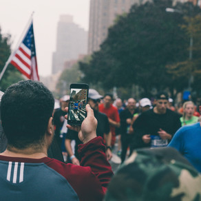 009: A Complete Stranger Forced Me to Finish My First Marathon