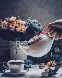 Saturday Afternoon High Tea