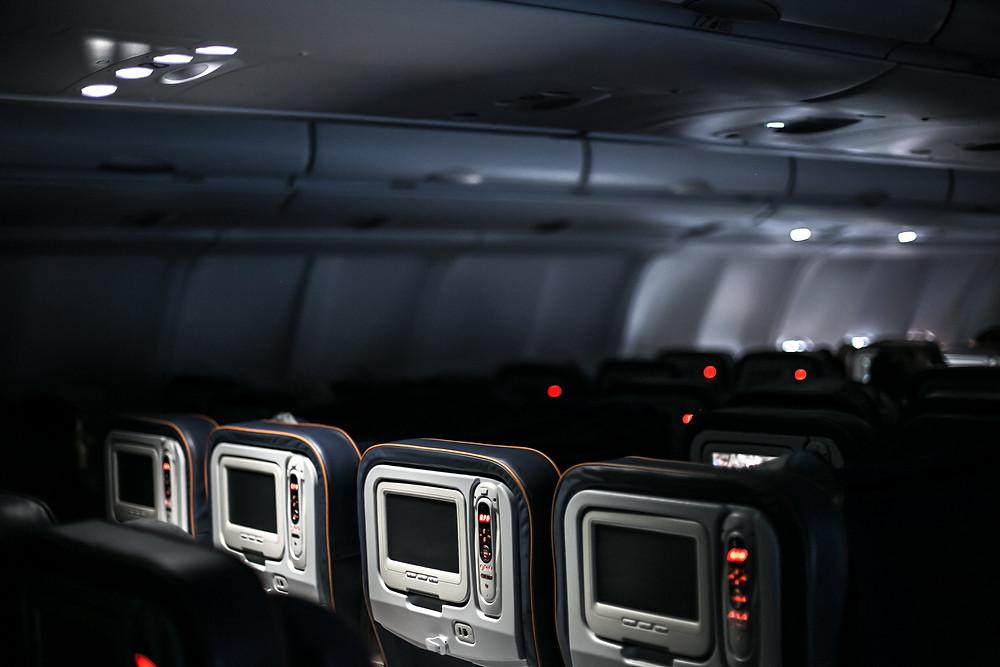 Πήγαινε εκεί που τρέμουν τα πόδια σου φοβία αεροπλάνου