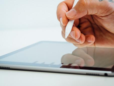 iPad Proをちょっとずつ使ってみています。@こどもの日