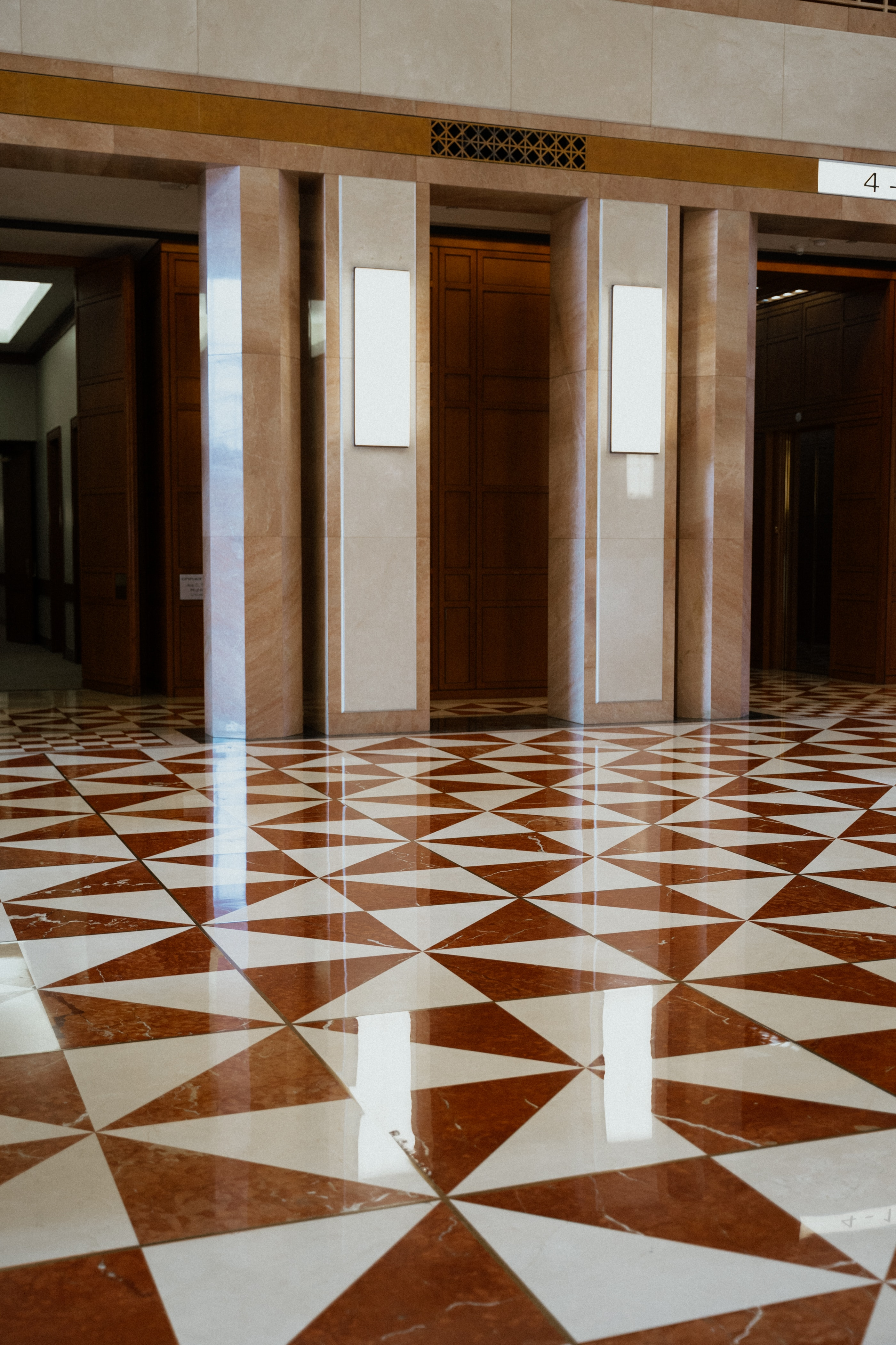 Floor buffing, cleaning, waxing, stripping