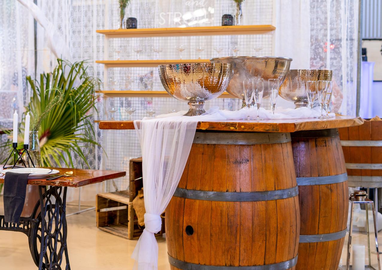 Barrel Bar Hire Ulladulla