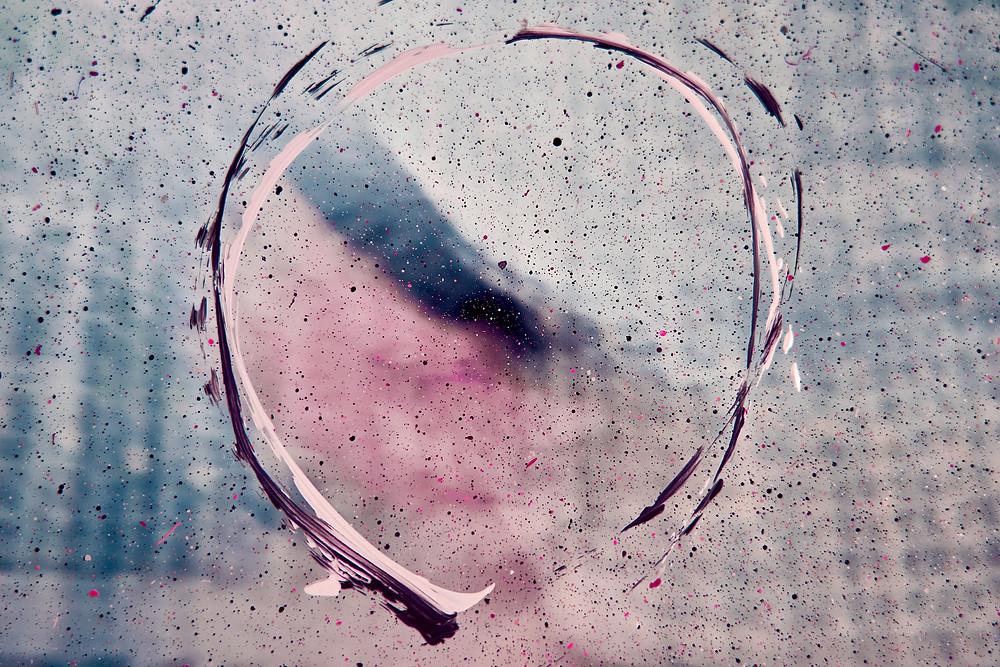 Paint circle