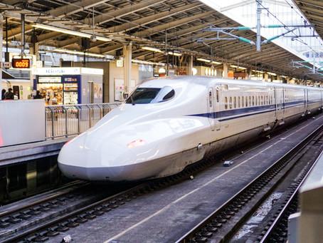 Tips Naik Kereta di Jepang