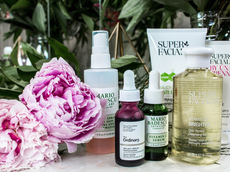 How to Build a Skincare Routine: 4 Steps to Glowing Skin