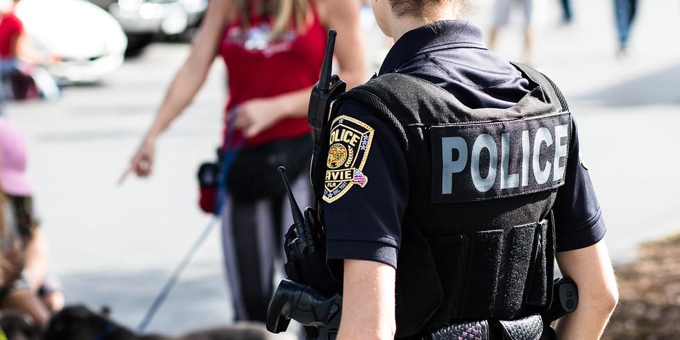 Mankato Public Safety, Female Officer