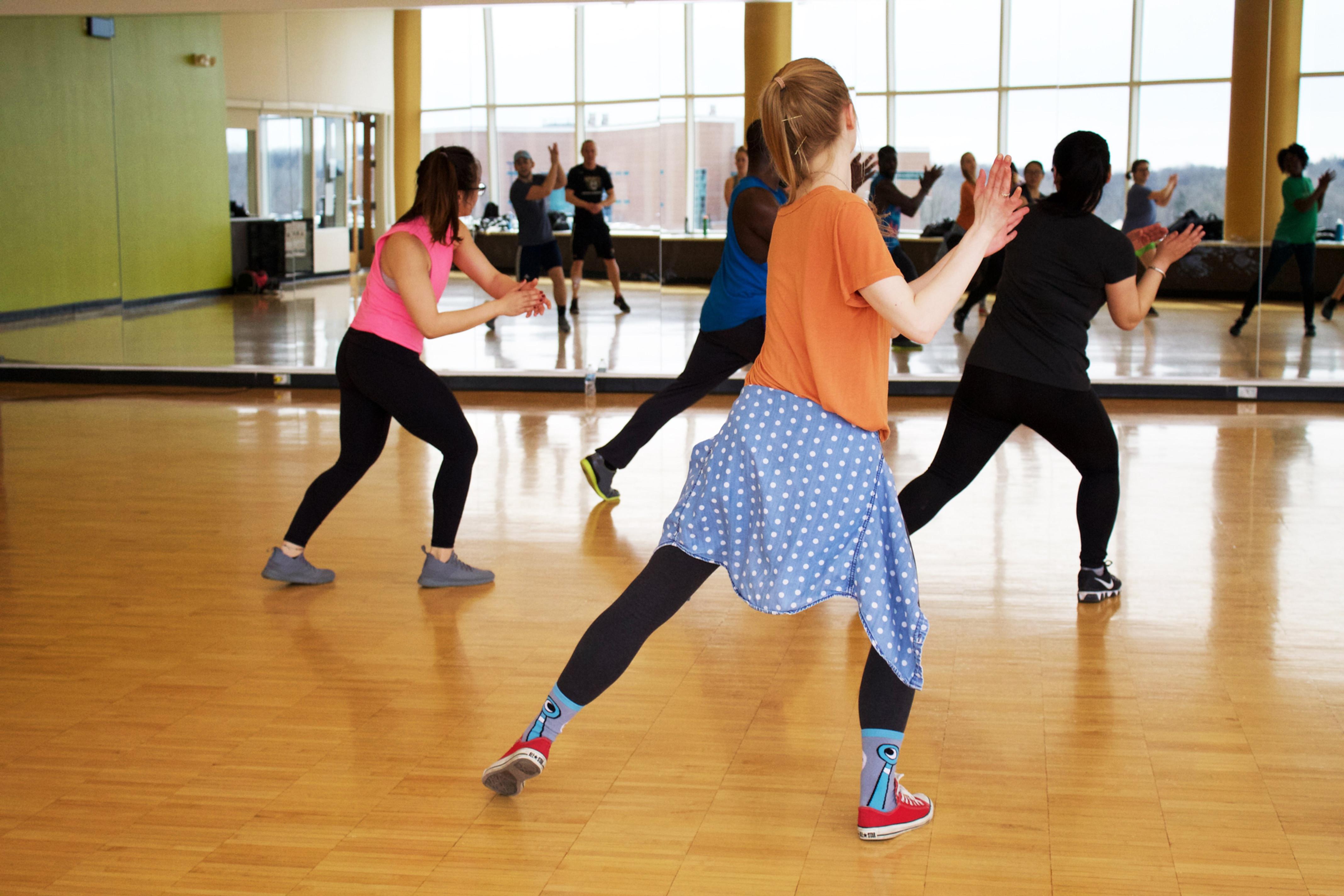 Azonto Dance Class