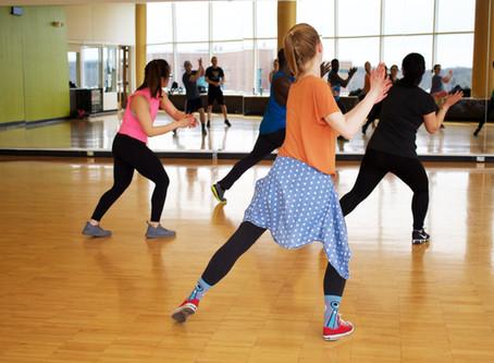 Zumba Fitness für alle und jeden!