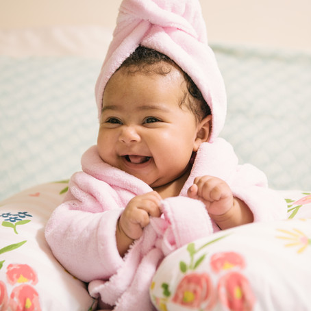 Five things to avoid - When cleaning your baby