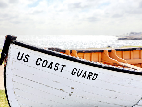 Memorial Day With The United States Coast Guard