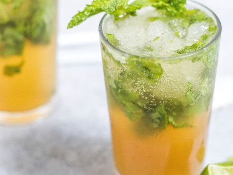 Homemade Iced Tea Any Way You'd Like It