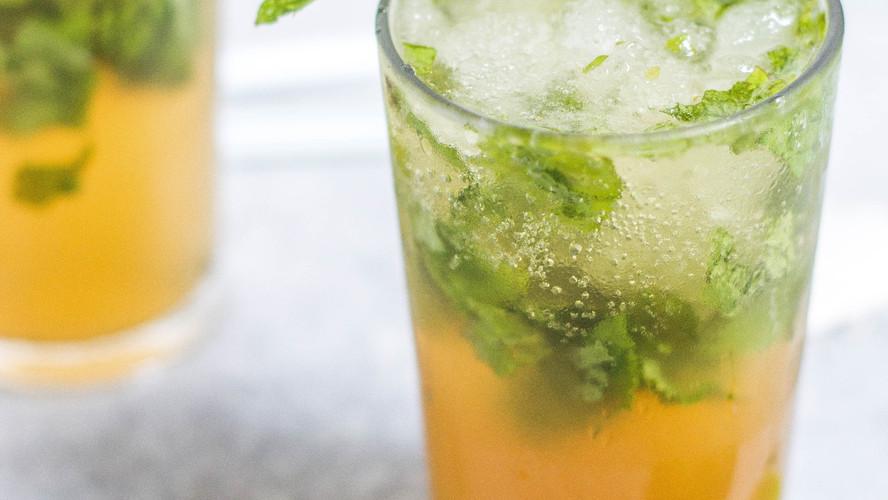 Homemade Iced Tea Any Way You'd Like It