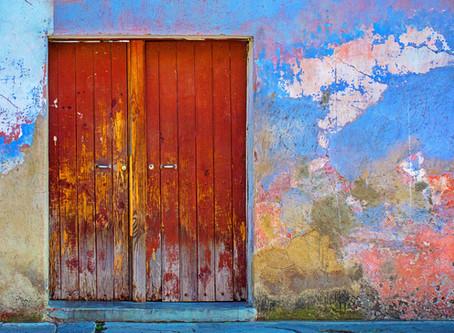 A Church is a Door by Vicar Atticus Zavaletta