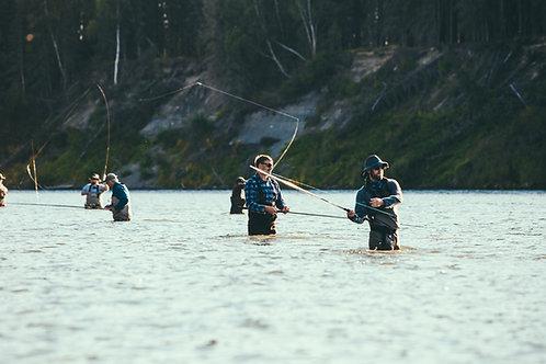Fliegenfischen (31.10.20) - die Königsdisziplin