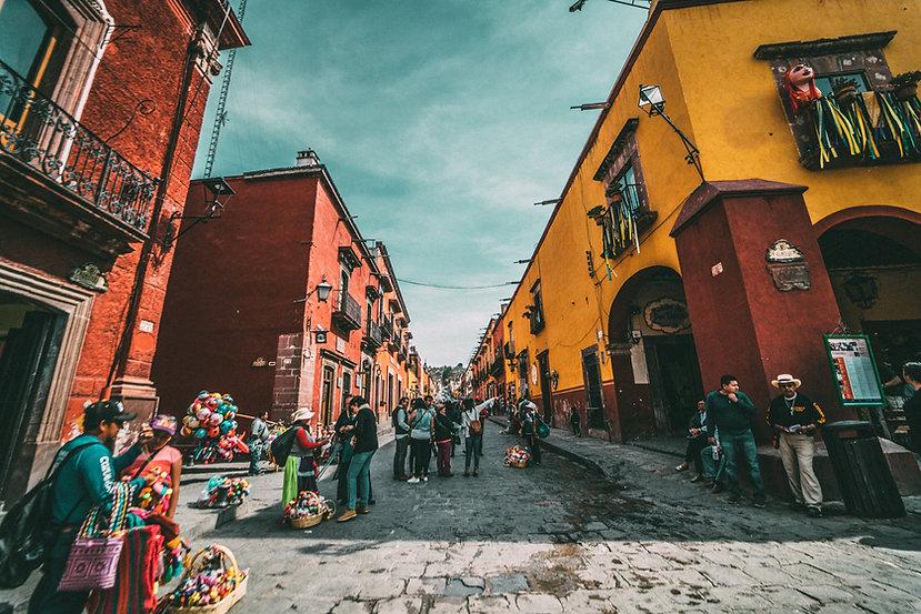 Mexico Colour Street Savora Drinks Tequila