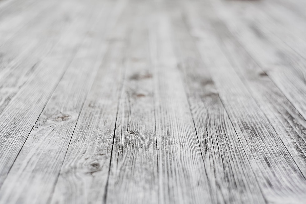 Rustic wooden floor