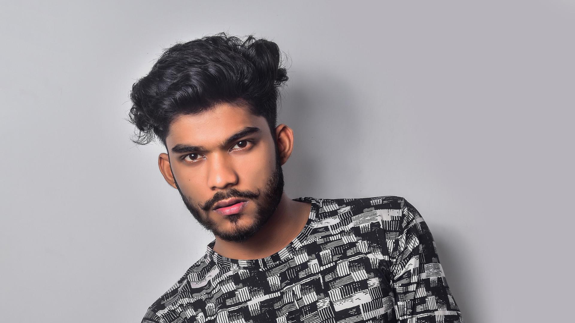 Male Hair-Piece