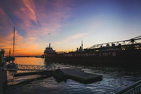 tour of toronto waterfront big ship