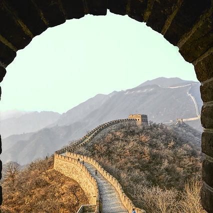 Great Wall of China - The Book of Marvels of the World - Marco Polo - Ariodante Luxury Travel Sabbatical